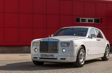 Прокат Rolls-Royce Phantom в Нальчике