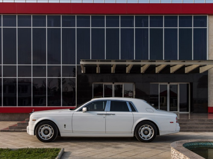 Прокат Rolls-Royce Phantom в Тереке